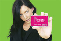 la Shopping Card Centro Negozi Le Torrette